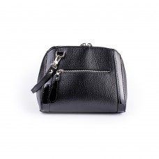 Елегантна шкіряна сумочка-клатч